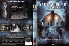 Jaquette DVD de Amityville 3 v3 - Cinéma Passion
