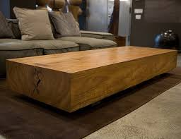 Amazing Large Wood Coffee Table Large Square Wood Coffee Table Simply And  Nature With Using