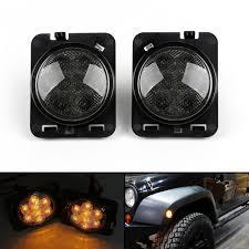Jeep Jl Led Fender Lights Pin On Jeep Wrangler Jl Jk Parts Mods