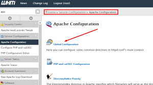 How to disable directory indexes server wide - cPanel/WHM