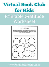 Gratitude Activity for Kids with Printable Worksheet - The Moments ...
