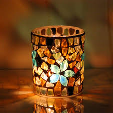creative mosaic candle sconces mosaic glass votive candle holders whole