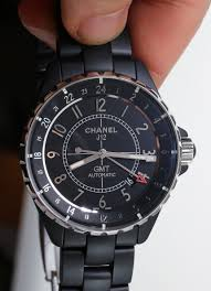 chanel j12 gmt matte watch review page 2 of 2 ablogtowatch chanel j12 gmt matte watch review wrist time reviews