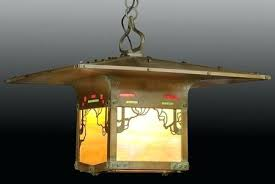 arts and crafts chandelier old lantern company manufactures handmade interior and exterior arts crafts craftsman and arts and crafts chandelier