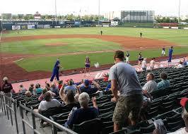 Community America Ballpark Seating Chart Communityamerica Ballpark Kansas City T Bones Stadium