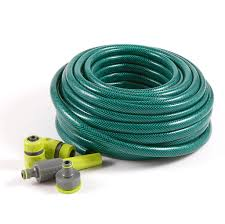 1 garden hose. Watering Set With - 3 Layer Garden Hose ECO 1/2\ 1