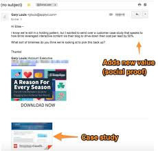 examples of a follow up email template to steal right now circle back follow up email template example