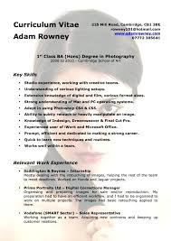 Freelance Photographer Resume Custom Sample Photographer Resume Best Resume Template Whizzme