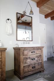 rustic white bathroom vanities. Brilliant Rustic Rustic Bathroom Vanities  Diy Plans By ANAWHITEcom With White Bathroom Vanities M