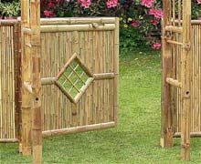 Small Picture 53 best Bamboo Fencing images on Pinterest Bamboo fencing