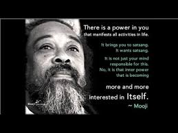 Mooji Quotes Awesome Mooji Quotes There Is A Power In You YouTube