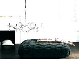 amazing bedroom awesome black. Awesome Black Velvet Ottoman Furniture Tufted Blue Fancy Cool Large Square Ottomans Tuft Amazing Bedroom