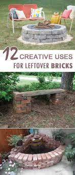 12 Creative Uses for Leftover Bricks