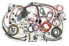 1955 chevy wiring harness american auto wire 1947 1955 chevy truck complete wiring harness kit 500467 fits