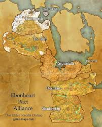 ebonheart pact alliance map eso game maps com Eso Map ebonheart pact alliance map, the elder scrolls online video game eso map guide