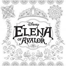 Kleurplaten Van Elena Van Avalor Jouwkleurplaten
