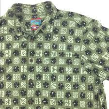 Reyn Spooner Size Chart Reyn Spooner Joe Kealoha Aloha Hawaiian Shirt