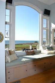 captivating furniture interior decoration window seats. gorgeous window and bench 44 beach drive little compton ri captivating furniture interior decoration seats