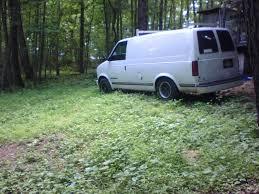 All Chevy 95 chevy astro van : Zola the AWD Astro Van Needs a New Job