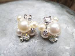 diy fancy pearl jewelry pearl chandelier earrings inspirational diy cer pearl earrings tutorial wedding jewelry