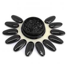 Chromatic Mirror Pal Black Aplikátor Beautiful Nailscz