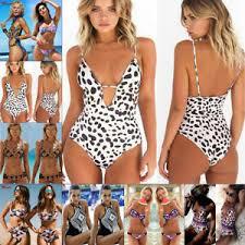 Exceptional Image Is Loading Women Swimming Costume Padded Swimsuit Monokini Swimwear  Bikini