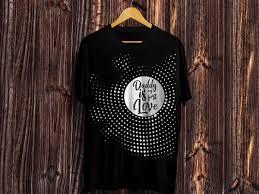 Best Black Shirt Design Black T Shirt Design By Rony Hassan On Dribbble