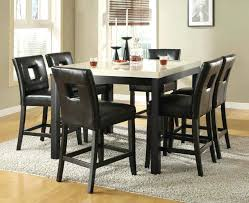 tall breakfast table bench table incredible small dining set dark wood dining table tall glass bistro