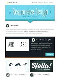 Free Newsletter Layouts Modern Email Templates Newsletter Free Template Poporon Co