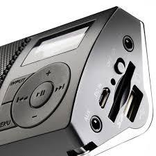 speakers that play flash drives. edifier m18 portable card speaker mini usb flash drive audio radio player fm mp3 media speakers that play drives