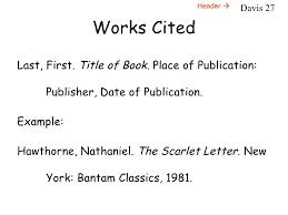 parenthetical citation in mla format mla format works cited scarlet letter ameliasdesalto com
