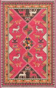 pink 539 x 839 santa fe rug area rugs erugs santa fe rugs oriental