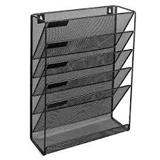 magazine rack office. Image Is Loading Veesun-Wall-File-Holder-Organizer-for-Office-Hanging- Magazine Rack Office