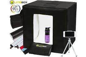 diy lighting kit. litebox product photography pro240 diy light box system kit diy lighting