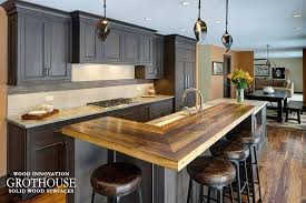 cool wood countertops cost countertop wood countertops cost vs granite
