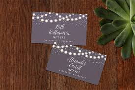 flat place cards 25 wedding place card templates free premium templates