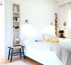 wall mounted bedside lamps ikea marvelous design ideas for reading bed home lighting desi