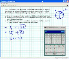 foerster s algebra a home study companion video lessons  home study companion − algebra 1 by david chandler