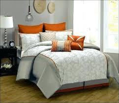 orange bed sheets pink