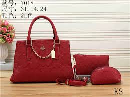 coach margot signature matching clutch small bag red patent leather satchel 9a19c e3000