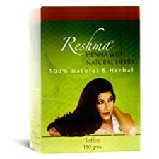Toffee All Natural Henna Hair Color