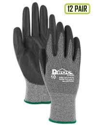 Magid Glove Safety Gpd252 8 Magid D Roc Hppe Blended