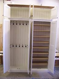 shoe storage hallway furniture. interesting shoe 4 door hall coat u0026 shoe storage cupboard with extra top  painted  off white inside hallway furniture y