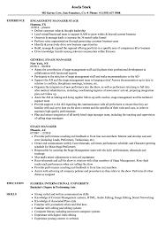 Stage Manager Resume Stage Manager Resume Samples Velvet Jobs 1
