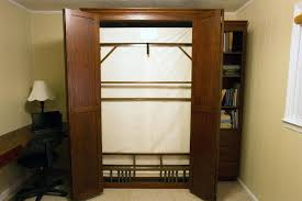 home office with murphy bed. Interesting Home Office Bed Cabinet Open Contemporary Murphy Furniture: Full Size With