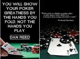 Ten Best Poker Quotes Of All Times Amazing Poker Quotes