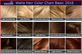 Color Charm Hair Color Chart Wella Toner Chart For Brown Hair Lajoshrich Com