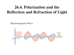 Polarization Of Light Physics Ppt Ppt 26 4 Polarization And The Reflection And Refraction