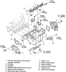 mazda truck tribute wd l mfi dohc cyl repair guides click image to see an enlarged view