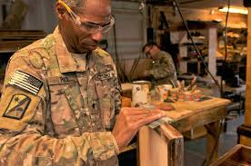 Marine Corps Officer Mos Chart The Army Is Tamping Down On Re Enlistments For Some Crowded